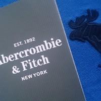 Áo thun polo abercrombie fitch