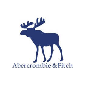 Áo thun cổ trụ Abercrombie Fitch
