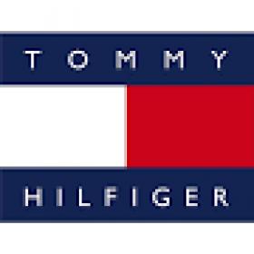 Áo thun cổ trụ Tommy Hilfiger