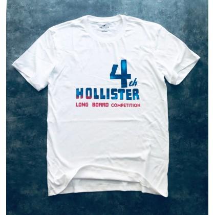 Áo phông nam hàng hiệu hollister