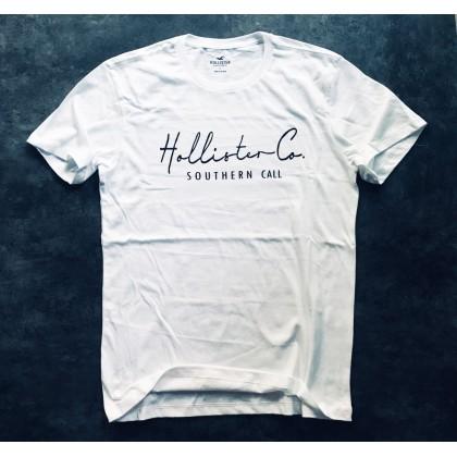 Áo thun nam hàng hiệu hollister