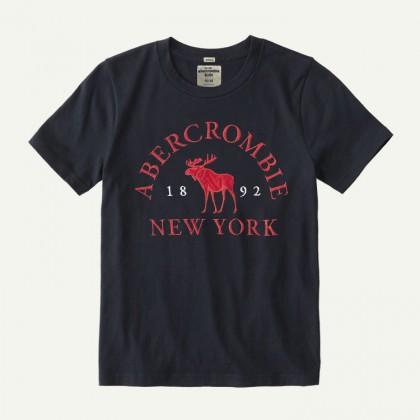 Áo phông hàng hiêu nam Abercrombie Fitch nhập khẩu 100% cotton | Áo thun nam | Zizastore.com