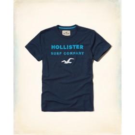 TSA416 - Áo thun nam Hollister Surf Company hàng nhập khẩu