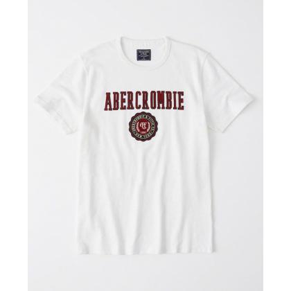 Áo thun nam abercrombie fitch nhập khẩu với chất liệu vải 100% sợi cotton