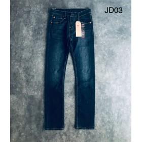 JB003 - Quần Jeans nam levi's xuất dư xịn slim fit dark blue