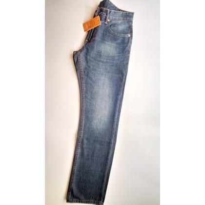 Quần Jeans nam levi's slim straight dark blue