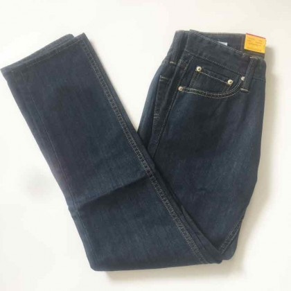 Quần Jeans nam levi's slim fit dark blue