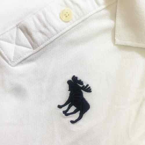 áo thun nam cổ trụ abercrombie fitch